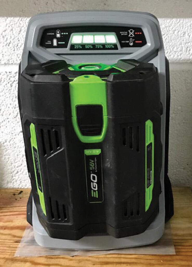 Battery & Rapid Charger 1