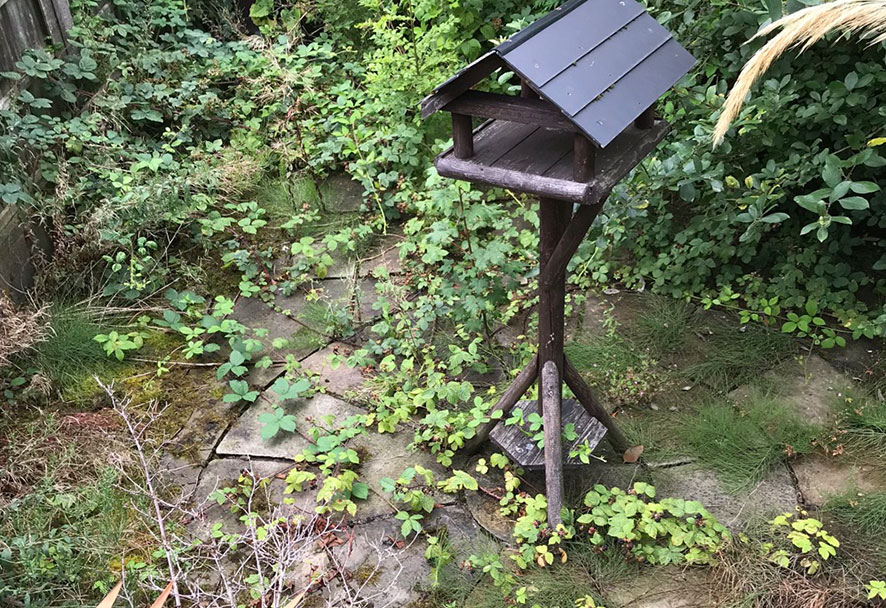 Garden Property After