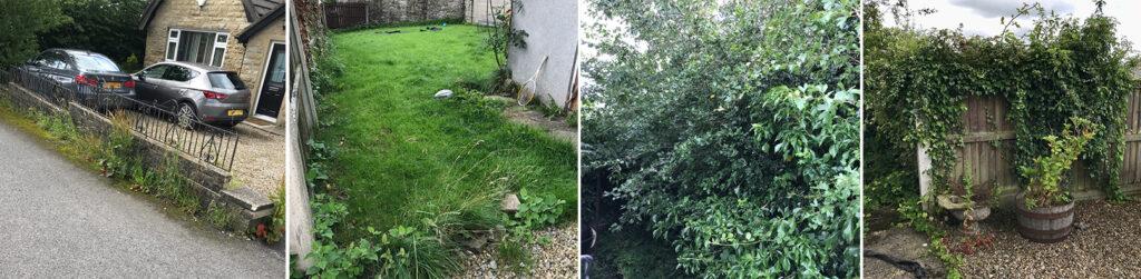 Garden Property before